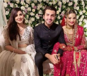Minal and Ahsan Are Now Officially a Married Couple!